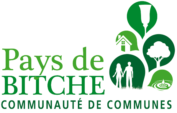 Logo de la Communauté de Communes du Pays de Bitche