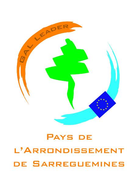Logo GAL Pays de l'Arrondissement de Sarreguemine